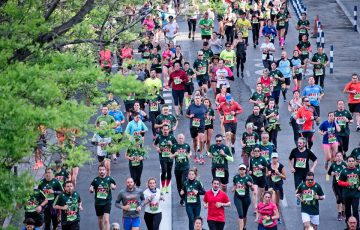 写真:マラソン大会のイメージ